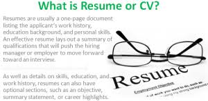Download What Is Resume