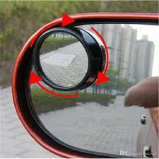 2017 Zookoto Car 360 Degree Small Mirror Blind Spot Mirror Increase  Rearview Mirror Side Rear View For Safe From Tcover 503  DhgateCom