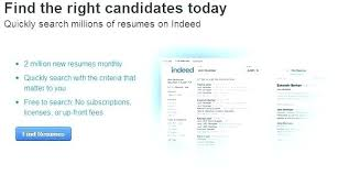 Interesting Ideas Free Resume Search Sites For Employers Free Resume