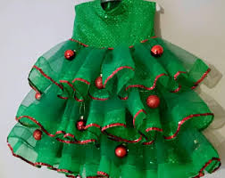 Aliexpresscom  Buy 2017 Retail Cute Girls Christmas Dress Girls Christmas Tree Dress