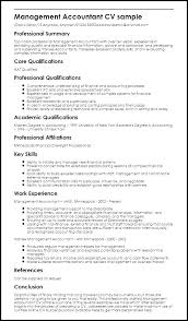 Accounting Resume Samples Examples Of Accounting Resumes Resume ...