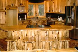 rustic kitchen cabinets. Best Colors For Rustic Kitchen Cabinets R