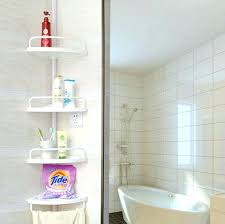 bathroom shower caddy 4 tier corner bathroom shower organiser tidy rack shelf unit zenith bathtub and bathroom shower caddy