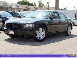 2006 Dodge Charger SE in Brilliant Black Crystal Pearl - 349561 ...