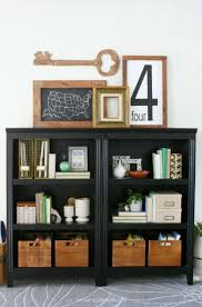 Helpful Tips for Styling Bookshelves. How To Decorate ...