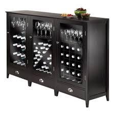 conversation piece wine rack. Winsome Wood Wine Cabinet Modular Set Intended Conversation Piece Rack