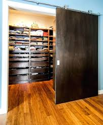 barn doors stainless sliding barnwood door closet hardware track system set full size