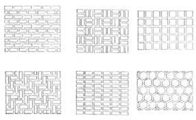 patio pavers patterns77 pavers