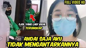 Viral 16 menit video viral adik kakak di twitter. Ojol Viral Ayang Prank Ojol Terbaru Youtube