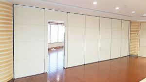office room partitions. Aluminium Frame Movable Partition Walls , Soundproof Folding Office Room Dividers Partitions