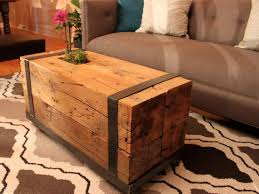 ... Cool Homemade Coffee Tables DIY ...
