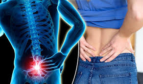 Back pain symptoms - signs a lower back condition could be serious ...
