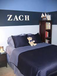 boys blue bedroom. Blue Boys Room Ideas Bedroom Decor With Stripes For Teen Three Different