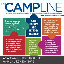 2018 Fall Campline American Camp Association