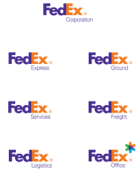 Chart Of Commerce Showing Its Branches Company Structure And Facts About Fedex
