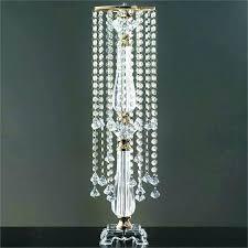 crystal teardrop chandelier parts