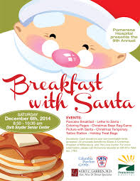 breakfast santa flyer templates google search cdls flyer breakfast santa google zoeken