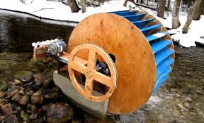 homemade generator. Unique Generator Hydroelectric Generator On Homemade