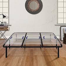 E Rest Lumbar Adjustable Wood Metal Platform Bed Frame Bed Bath