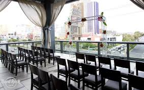 hard rock cafe patio little vegas wedding venue
