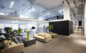 office reception area. Modern Office Reception Area E