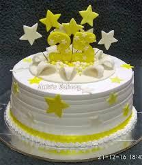Birthday Stars Cake Midnight Cake Delivery Gandhinagar Cake Shop