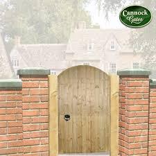 devon arched garden gate 3ft high