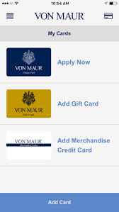 Von Maur On The App Store