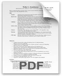 ... Best Ideas of Sample Resume For Experienced Software Engineer Pdf About  Proposal ...