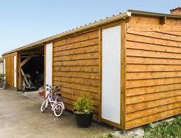 diy construire un atelier à ossature bois