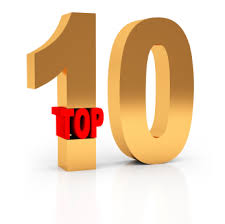 Image result for clip art top ten
