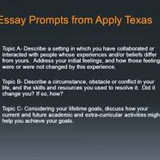 College essay topics texas a m   Example of report format spm  qualitative dissertation case study course
