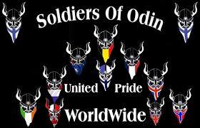 правые, правая идея, общественные движения, несогласные Несогласные: Солдаты Одина