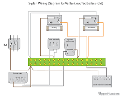 electrical installation s plan vaillant ecotec wirning diagram