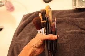 good makeup brushes are great for helping you get a great application from your makeup it s even more important to keep your brushes clean to extend the