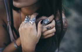 Wallpaper Ring Hands Brunette Tattoo Fingers Tattoo Images For