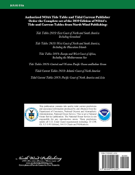 Ocean Tide Chart Maine Tide Tables 2019 Europe And West Coast Of Africa Including