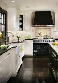 dark hardwood floors kitchen white cabinets. Dark-wood-floors-white-cabinets-dark-grey-black- Dark Hardwood Floors Kitchen White Cabinets T