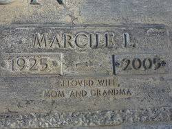 Marcile Loretta Springer Brunson (1925-2005) - Find A Grave Memorial