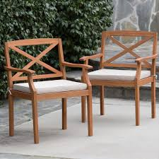 patio dining chair cushions. Belham Living Brighton Outdoor Wood Extension Patio Dining Set Chair Cushions