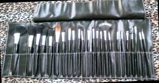 mac makeup mac makeup brushes kit whole new look with the mac professional makeup brush