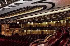 Chicago Illinois Cadillac Palace Theatre Historic Audi