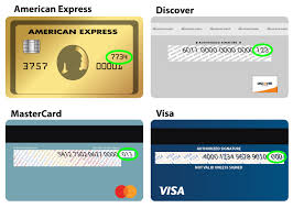 Maybe you would like to learn more about one of these? How To Find Your Credit Card Security Code Creditcards Com