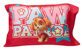 babyboom nick jr paw patrol skye best pups ever 4 piece toddler bedding set com