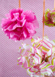 How To Make A Beautiful Flower With Paper How To Make A Beautiful Floral Tissue Paper Bow