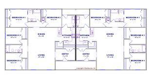 Small Four Bedroom House Plans 4 Bedroom House Plans Breakingdesignnet