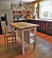 Rustic Portable Kitchen Island plusarquitecturainfo