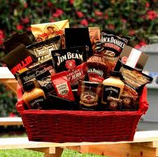 gift baskets for men make great valentine s gifts for