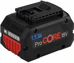 Купить <b>Аккумулятор Bosch ProCore Li</b>-<b>Ion</b> 18 В, 8 Ач (1.600.A01 ...