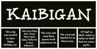 Tagalog Quotes About Friendship Simple Kaibiganquotestagalog All About FRIENDSHIP Pinterest Tagalog